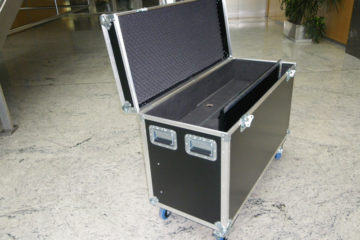EMBALAJES ESPECIALES FLIGHT CASE