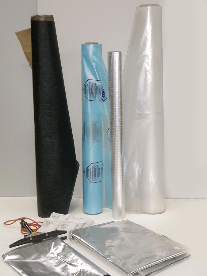 Materiales de protección Jedsa