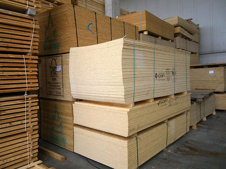 Jedsa maderas y tableros para embalaje y construcción